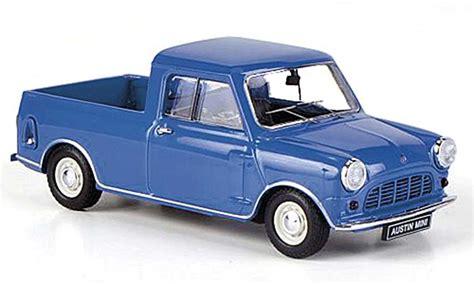 Diecast Miniatur Mobil Morris Mini Cooper 1275s Mk 1 Mokit Green mini up 1 4 ton blue rhd 1961 ebbro diecast