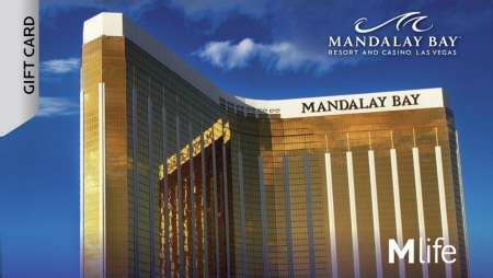the shoppes at mandalay bay place mandalay bay - Mandalay Bay Gift Card