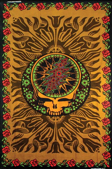 pinterest hippie wallpaper hippie tapestries grateful dead music band indian