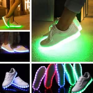 Light Up Shoes Adults Zapatos Nike Led Precio
