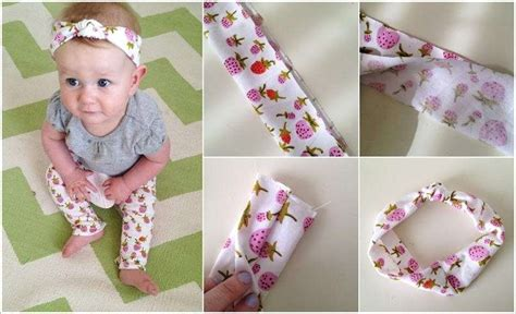tutorial buat turban baby 10 lovely diy headband ideas for your little girl