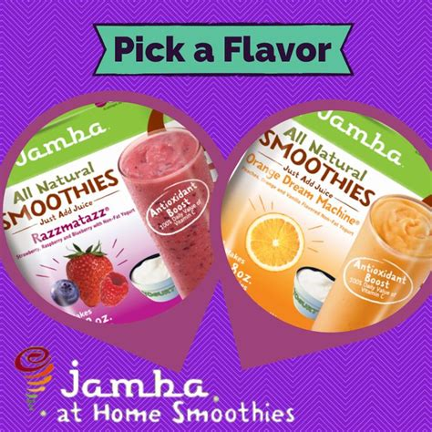 pin by jamba at home smoothies on jamba all