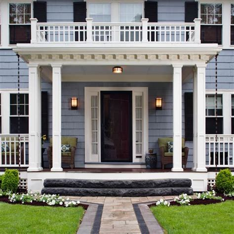 colonial front porch designs 23 best images about portico on colonial