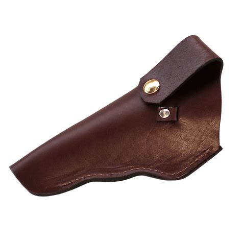 leather gun holster leather training pistol holster coyote company leather