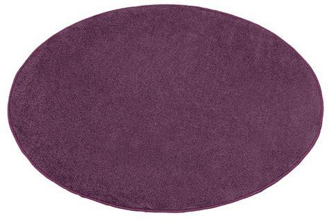 lila teppich rund teppich rund hanse home 187 shashi 171 einfarbig kurzflor