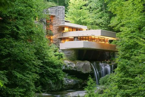 casa sulla cascata frank lloyd wright laurel highlands pa frank lloyd wright fallingwater tours
