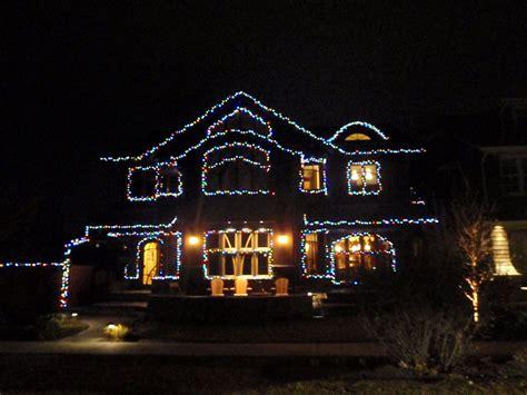 our work sno brite calgary christmas light installation