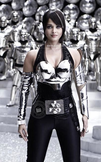 film robot song aishwarya rai bachchan posters from enthiran the robot