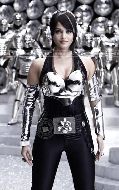 film robot all song aishwarya rai bachchan posters from enthiran the robot