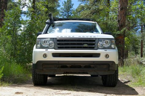 range rover sport build by 28 images expedition portal