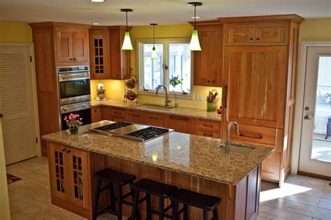 17 Best Images About Kitchen Ideas On Pinterest Stove Kitchen Island With Cooktop And Seating