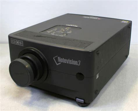 Proyektor Sharp sharp lcd projector xg nv3xb socotek llc