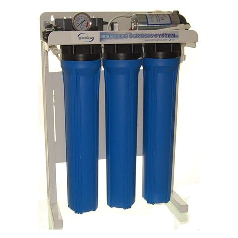 Osmosis System Home Depot by Ispring Commercial Osmosis 300 Gpd Water