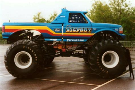 monster trucks bigfoot videos pin by joseph opahle on bigfoot 8 9 10 pinterest bigfoot