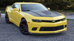 2015 chevrolet camaro ss 1le driven car review top speed