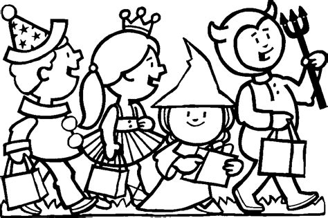 Galerry coloring pages for toddlers halloween