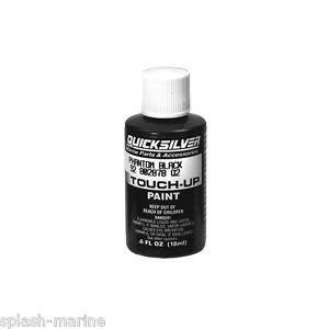 blake s boat paint uk quicksilver phantom black enamel touch up paint mercury