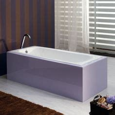 specialty 59 inch x 28 inch cast iron drop in tub