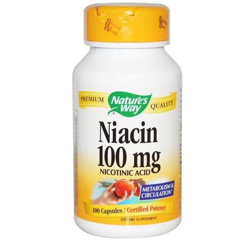 Thc Detox Supplements by Niacin Pills With Flush Detox Vitamin B3 Tablets B 3