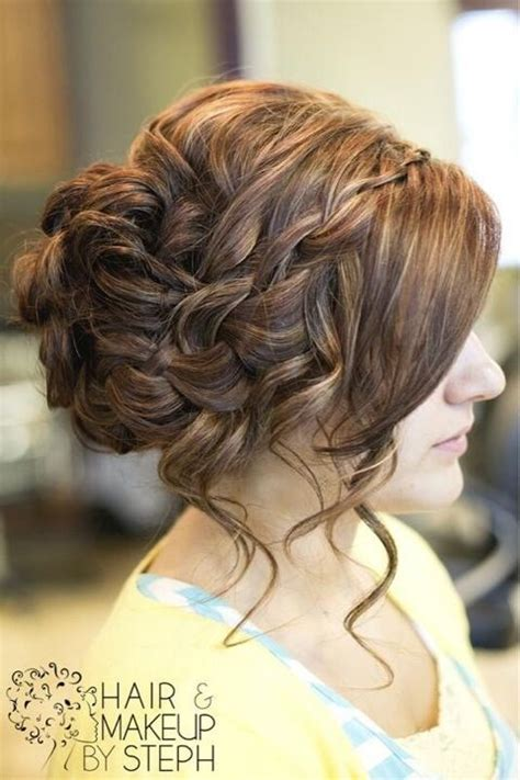 heavy formal hair styles 14 best wedding hairstyles images on pinterest braid