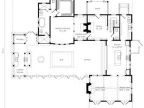 southern living floor plans with guest houses house southern living upper level floor plan homes pinterest