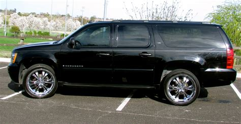 2007 Chevrolet Suburban Pictures Cargurus