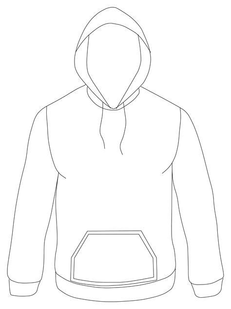 Blank Sweatshirt Template Hoodie Design Template Free