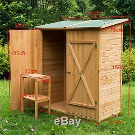 Garden Shed Names by New Wooden Overlap Garden Sheds Wood Tool Storage Log