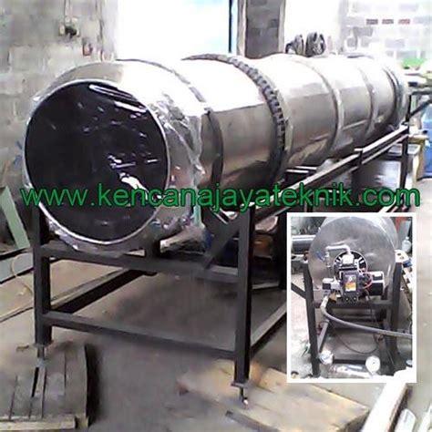 Mesin Pemipil Jagung Portable jual mesin pengering granul kompos sistem rotary dryer