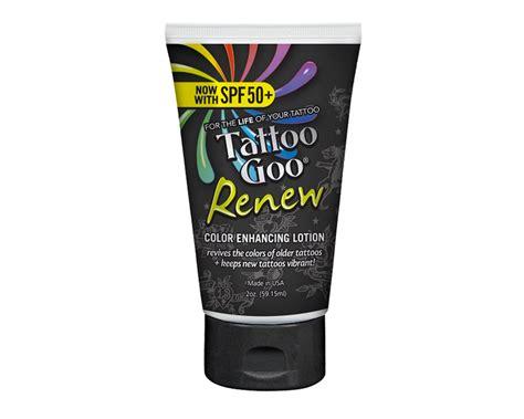 tattoo goo packets tattoo goo renew tattoo goo tattoo piercing