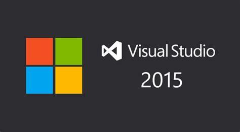 microsoft visual studio 2015 logo installing visual studio 2015 lowe family