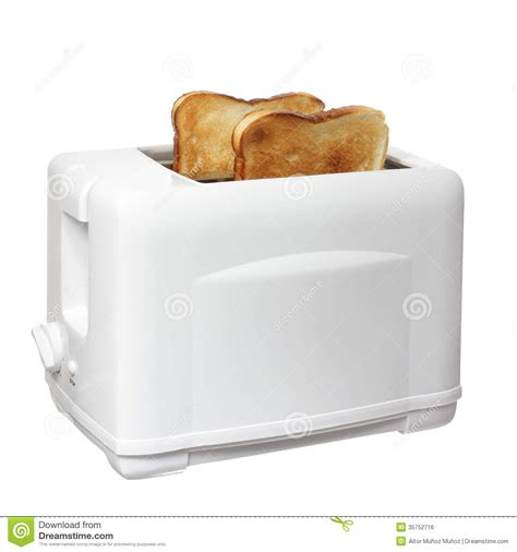 Toasters Toast Toast Toast In Toaster Royalty Free Stock Image Image 35752716