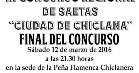concursos pediatras gobierno de la ciudad 2016 concursos flamencos final del ix concurso regional de