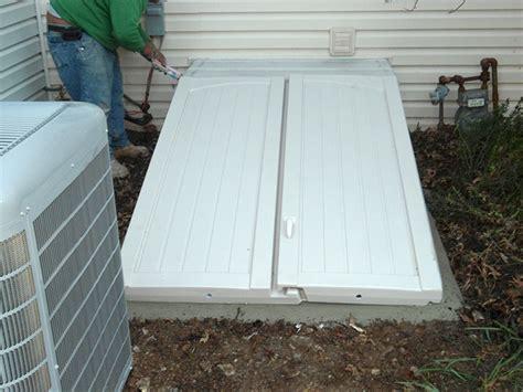 basement exterior door basement entry doors aquaguard waterproofing