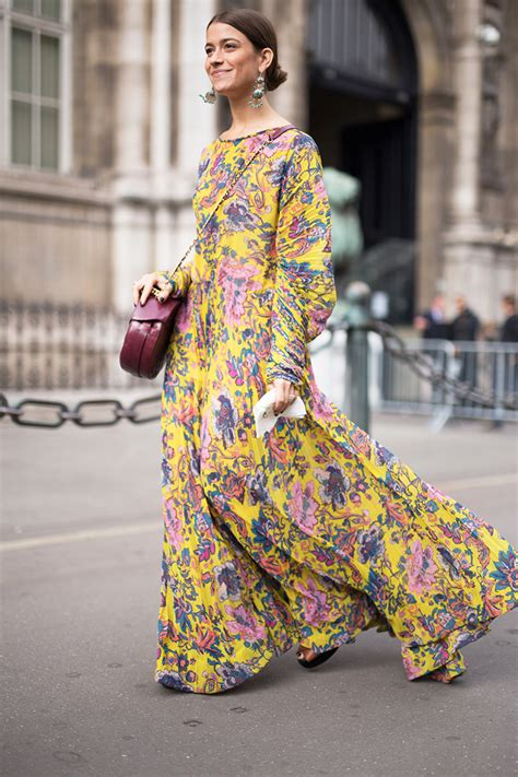 Flowery Dress By Delima Style the we re copying asap