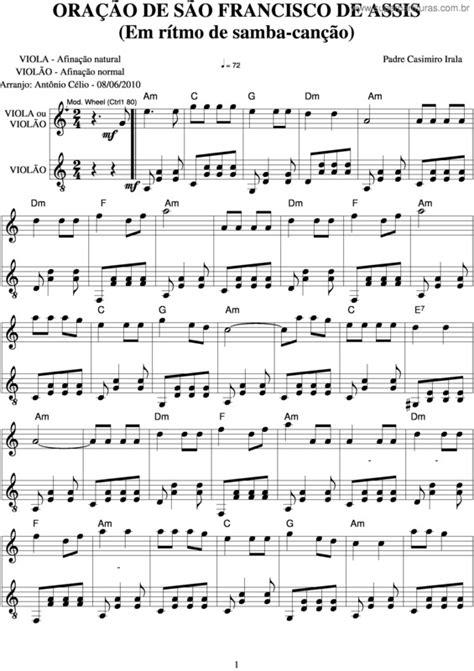 Super Partituras - Partituras de músicas do gênero Samba