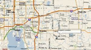 map of brandon florida palatial mansion model available in valrico florida