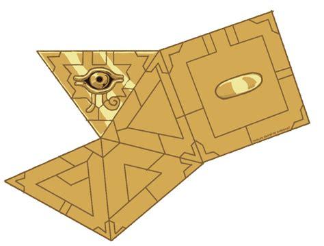 Yugioh Papercraft - yu gi oh millennium puzzle papercraft by tibbydarkewulf on