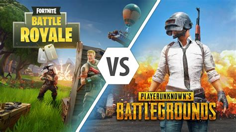 fortnite vs pubg fortnite vs pubg the edge