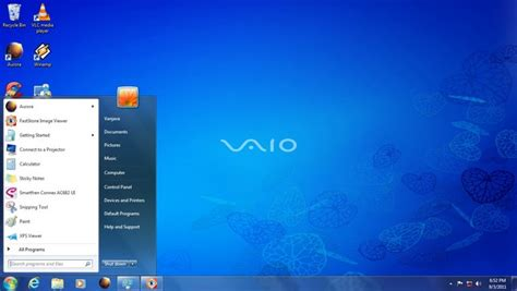 vaio themes for windows 7 free download free windows theme sony vaio04 download 100 free
