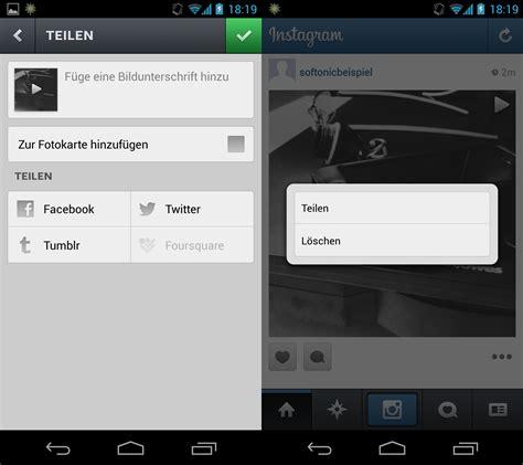 tutorial instagram video videos mit instagram aufnehmen und bei facebook teilen
