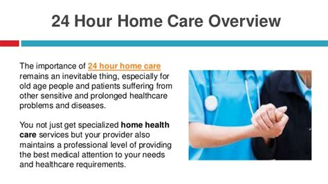 why 24 hour home care is so essential caring