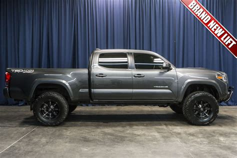 2016 toyota tacoma lifted lifted 2016 toyota tacoma trd sport 4x4 northwest motorsport