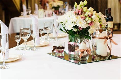 Blumenschmuck Hochzeit Tisch by Tischdekoration Hochzeit 183 Ratgeber Haus Garten