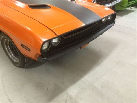 1970 Dodge Challenger U Code For Sale Photos Technical