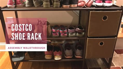 Costco Shoe Rack by Costco Shoe Rack Shoes For Yourstyles