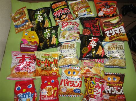 junk food japan addictive an addiction time limited japanese snacks living food city cost