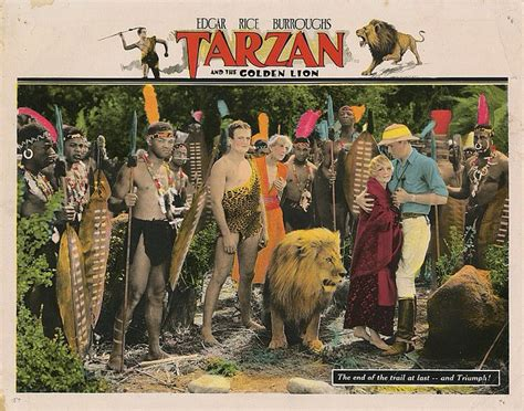 golden lion film production 1440 best images about tarzan of the movies and his kin