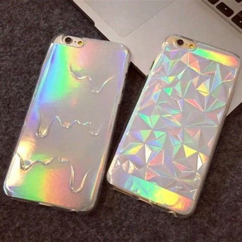 Pasta Pastel Iphone 5 5s holographic phone covers in these 2 designs for iphone 5