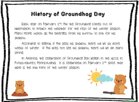 groundhog day meaning phrase groundhog day math worksheets 1000 images about